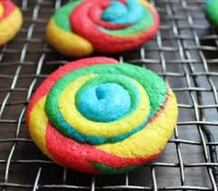 how to make gluten free tie dye cookies gluten free baking