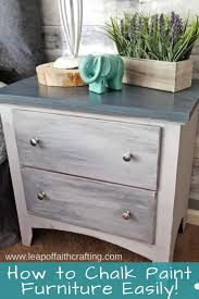 can i use chalk paint to paint my kitchen cabinets how to paint with chalk paints easily and quickly leap of