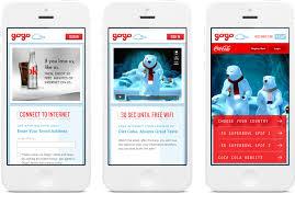 gogo air u2014 bright bright great u2014 web design development brand