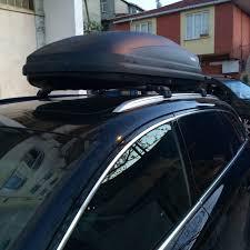 Audi Q5 Kayak Rack - amazon com audi q7 aluminum top roof rack wing cross bars cross