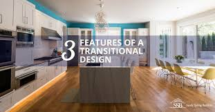 Transitional Style - 3 defining features of a transitional style home
