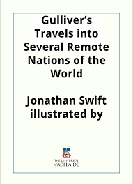 gulliver u0027s travels jonathan swift