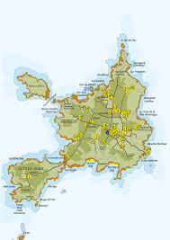 North Italy Free Map Free by Map Sark Island Tourism