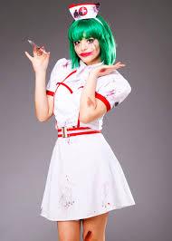 Womens Joker Halloween Costume Halloween Joker Nurse Costume