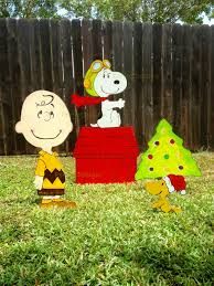 Christmas Yard Decorations Peanuts by The Christmas Tree Movie Christmas Lights Decoration