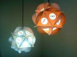 Paper Pendant Lighting 17 Diy Pendant Lighting Ideas You Can Get Done With No Fuss