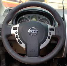 nissan dualis 2013 steering wheel recovering kit for nissan qashqai u0026 x trail