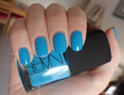 deborah lippmann on the beach u0026 nars koliary nail polish review
