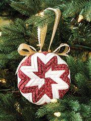 cool fabric pinwheel ornament tutorial prairie points get