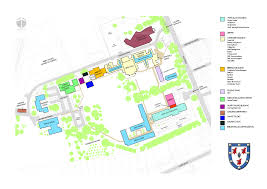 Queens College Map College Map