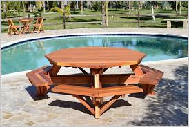 hexagon patio table and chairs best hexagon patio table furniture boundless ideas with regard to 8