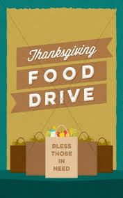 thanksgiving food drive christian bulletin thanksgiving bulletins