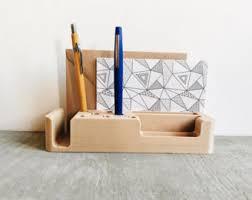 organiseur bureau pot à crayons organiseur de bureau design minimaliste