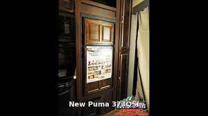 Puma 5th Wheel Floor Plans by 2018 Palomino Puma 373qsi Fifth Wheel Toy Hauler In Claremore