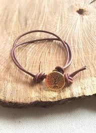leather bracelet knots images Make an easy knotted button bracelet on craftsy jpg