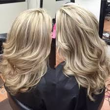 hi and low lights on layered hair what is the difference between lowlights and highlights pictures