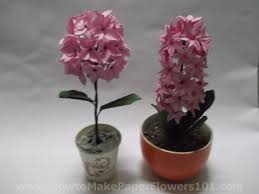 Make Your Own Paper Flowers - how to make your own paper flowers u2013 paper hydrangea flowers how