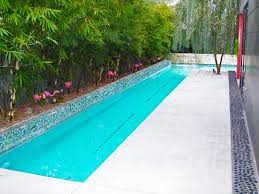 small lap pools pool small inground ideas lap pools midcentury with stone l shaped