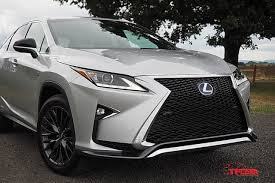 lexus rx 350 new 2016 lexus rx 350 and 450h review sharpened up technologically