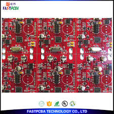 2016 high quality washing machine pcb circuit board making