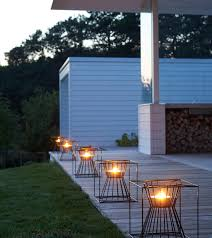 boo candleholder torches torch cages from skargaarden architonic
