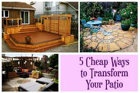Patio Flooring Ideas Budget Home by Popular Cheap Patio Flooring And Under Foot Outdoor Flooring