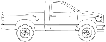 dodge truck coloring pages dazzling design dodge truck coloring pages 13 dodge truck coloring