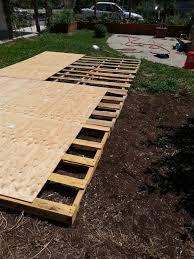 Cheap Patio Floor Ideas Cheap Outdoor Flooring Options Home Design