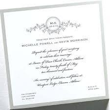 traditional wedding invitation wording traditional wedding invitation size size of wedding