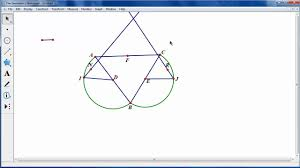 animation in geometer u0027s sketchpad youtube