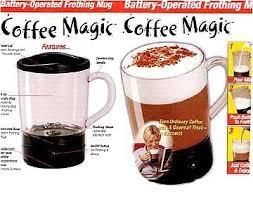 Coffee Magic buy coffee magic the amazing frothing mug kharidlay