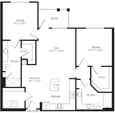 the gallery at mills park floor plans orlando fl apartments