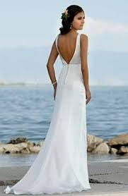 simple beach wedding dress naf dresses