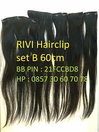 hair clip rambut asli hairclip 100 human hair hairclip hair extension rambut asli