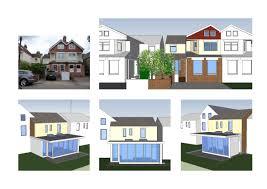 Architect Designed House Plans House Extension Design Ideas Images Home Extension Plans Ecos