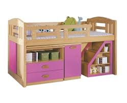 Bunk Bed Australia Castle Bunk Bed Workstation In One Pink Auction