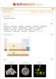 Periodic Table Timeline Wolfram Alpha Photos Facebook