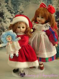 little loulu petite raggedy dolls