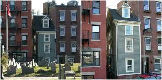narrowest house in boston skinny house is the narrowest house in boston