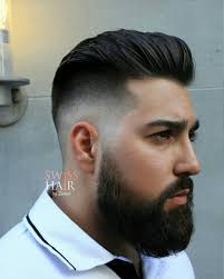 men u0027s hairstyles 2017 fade haircut haircuts and pompadour