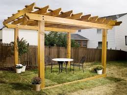 Wood Pergola Plans by 54 Best Pergolas And Gardening Images On Pinterest Pergola Ideas