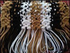 cara akhir membuat tas dari tali kur tutorial tas tali kur motif daun timbul part2 youtube membuat