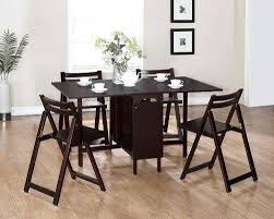 Folding Table With Chairs Inside Folding Dining Table With Chairs Inside The Most Awesome Home Cool