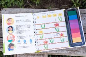 fingerprint activities backyard u2013 peek inside u2013 usborne books u0026 more