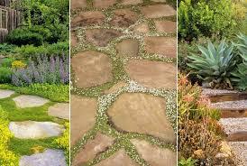 alternatives to grass in backyard five no mow no fuss lawn alternatives design inspiration lonny