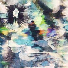 Peacock Velvet Upholstery Fabric Velvet Floral Upholstery Craft Fabrics Ebay