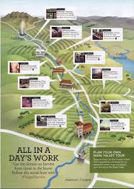 Napa Wine Map Extreme Wine Club Review Compare Prices Gift Giving Advice From