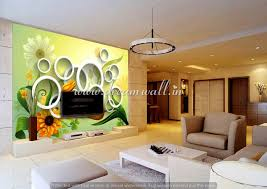 dreamwall in online collection of wallpapers mural etc 3d 3d 006 orange flowers in white swirls