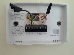 honeywell rth6580wf wi fi tstat extra wire installation video with