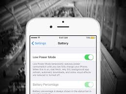 how to use iphone low power mode whenever you like apple must